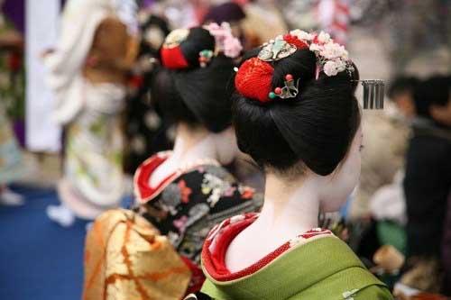 Geisha – Nét văn hóa của phụ nữ Nhật