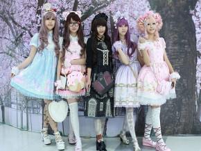 """5 phong cách thời trang Nhật Bản nổi tiếng """"đẹp – độc –dị"""""""