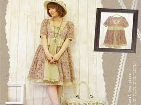 Natural Kei – Phong cách thời trang Nhật Bản ngọt ngào, đáng yêu