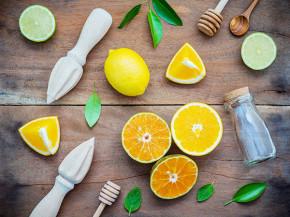 Chăm sóc da đúng cách bằng vitamin C