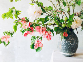 Hòa mình vào thiên nhiên cùng nghệ thuật cắm hoa Nhật Bản