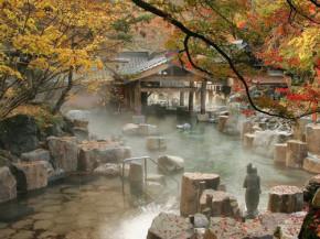 Onsen – Nơi tận hưởng cảm giác thư thái của người Nhật
